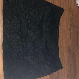 Express skirt size 0